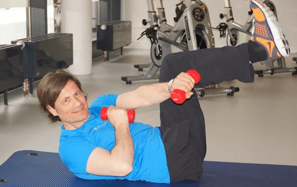 Regelmäßiges funktionelles Training ist die Basis für eine nachhaltige Fitness.