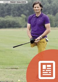 Thomas Frey in GOLFSPIEL