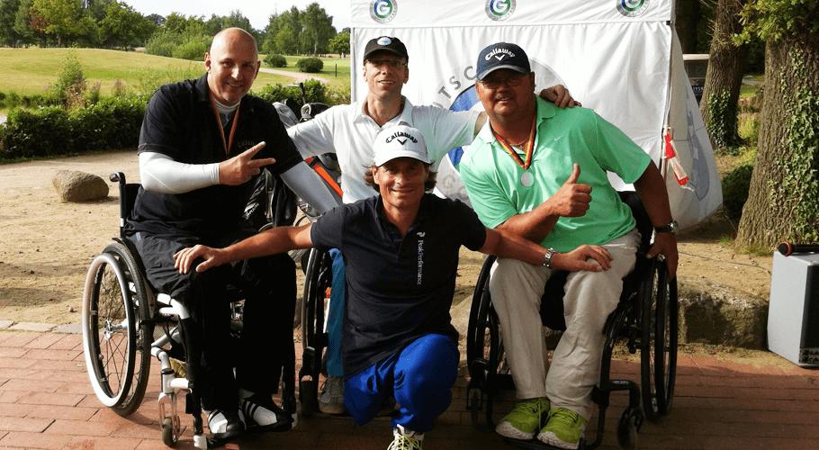 Handicap 54 – der erste Härtetest