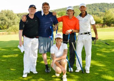 Flight Deutsche Meisterschaften der Golfer mit Behinderung 2015.