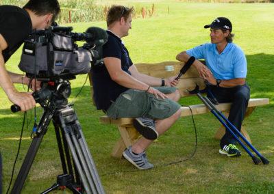 Interview mit Sky Sport