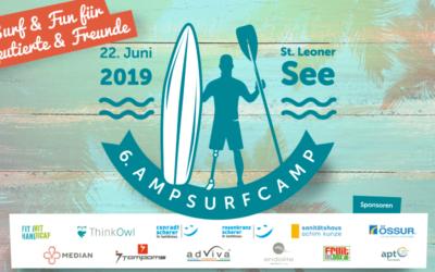 6. AmpSurfcamp in St. Leon-Rot 2019