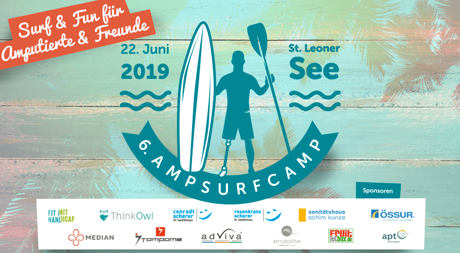 6. AmpSurfcamp in St. Leon-Rot 2019