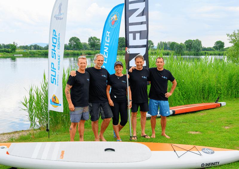 AmpSurfcamp 2019: Die Instruktoren.