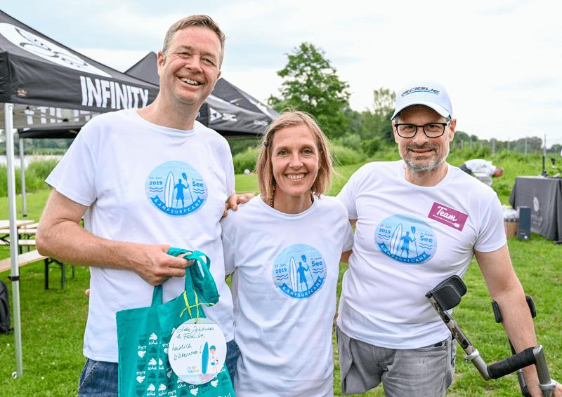 AmpSurfcamp 2019: Unterstützer mit Thomas Frey