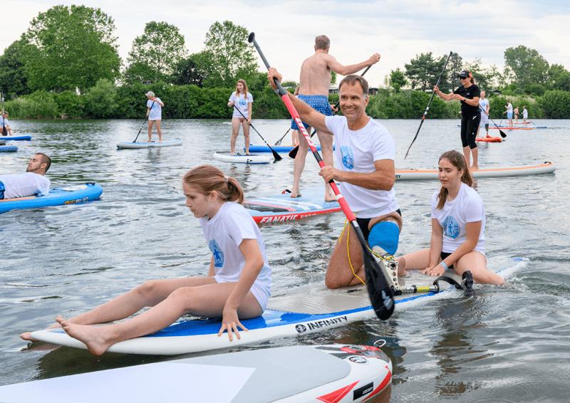 AmpSurfcamp 2019: Spaß mit der ganzen Familie.